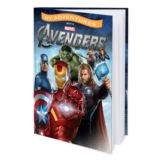 My Adventures with The Avengers Personalised Book - Hard Cover
