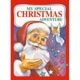 My Special Christmas Adventure Large Personalised Book