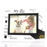 My Pet Glass Photo Frame