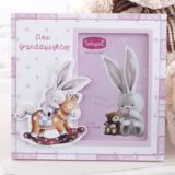 New Granddaughter Bebunni Photo Frame