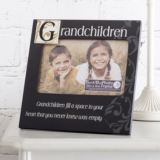 Grandchildren Fill a Space in your Heart Photo Frame