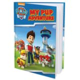 PAW Patrol: My Pup Adventure - Hard Cover Personalised Book