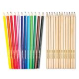 24 Mixed Personalised Pencil Pack