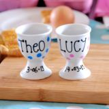 Personalised Children's Egg Cup