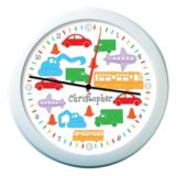 Personalised Transport Clock