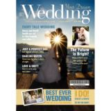 Personalised Wedding Spoof Magazine Cover