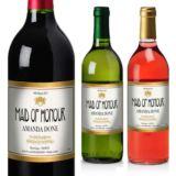 Maid of Honour Personalised Wine