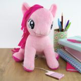 My Little Pony Pinkie Pie Plush Speaker