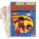 Personalised Beano Poster