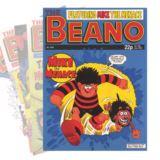 Personalised Beano Poster