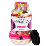 Personalised Seductive Sweetie Jar
