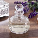 Personalised Lead Crystal Perfume Bottle And Stopper