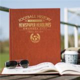 Personalised Swansea City Football Book Non-Embossed