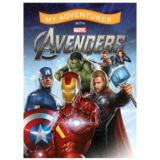 Marvel's Avengers Personalised Adventure Book