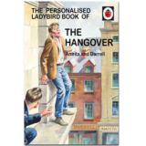 Personalised Ladybird Books For Adults - The Hangover