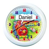 Train Set Personalised Clock
