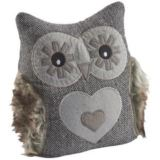 Tweedy Owl Doorstop