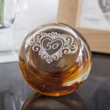 50 Years Celebration Paperweight By Caithness Glass