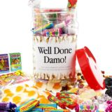Well Done Personalised Retro Sweets