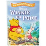 Personalised Winnie the Pooh Disney Adventure Book