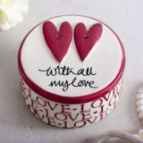 With All My Love Trinket Box