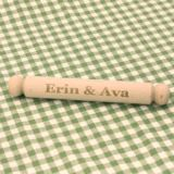 Personalised Mini Childrens Rolling Pin