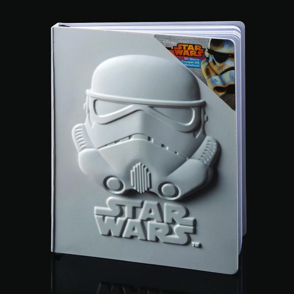 Star Wars A5 3D Notebook - Star Wars Gifts
