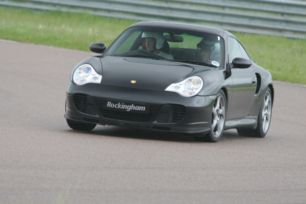 Porsche Driving Thrill For One Special Offer