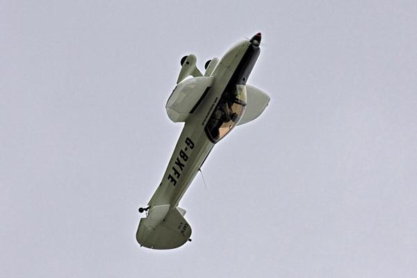 Super Aerobatic Thrill In Essex