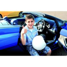 Junior Ferrari and Rally Car Thrill