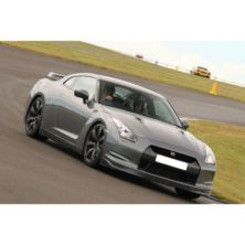 Nissan GTR Drive at Top UK Racetrack
