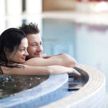 Pamper Package with Treatment and Tea at The Schmoo Spa Hilton Hotels