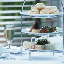 Chilford Hall Vineyard Tour and Tasting with Afternoon Tea for Two