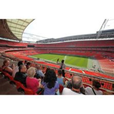 Child Tour of Wembley Stadium