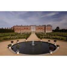 Hampton Court Palace Visit and Champagne Afternoon Tea for Two