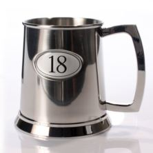 Personalised Age 18 Pint Tankard