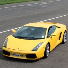 Supercar Driving Blast with Free High Speed Passenger Ride - Special Offer