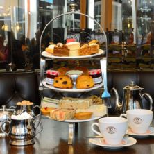 Afternoon Tea for Two at Patisserie Valerie with Cake Gift Voucher
