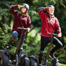 60 Minute Segway Experience for Two - Weekround