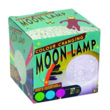 Colour Changing Moon Lamp