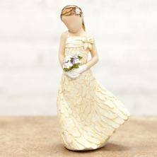 Flower Girl Figurine