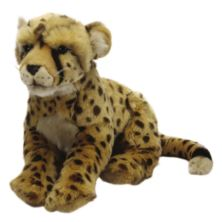 Living Nature Large Cheetah Soft Toy