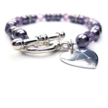21st Birthday Personalised Aspire Bracelet