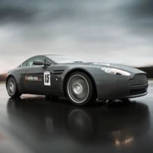 Aston Martin Driving Thrill with Passenger Ride