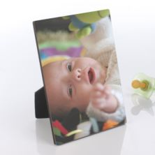 Baby Photo Plaque