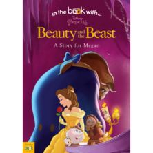Personalised Beauty & the Beast Disney Book