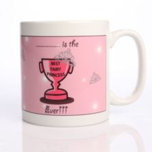 Best Fairy Princess Ever Mug