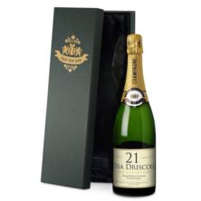 Personalised Birthday Champagne