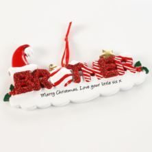 Personalised Brother Hanging Ornament