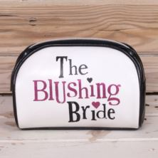The Blushing Bride Cosmetic Case